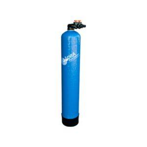Vattenfilter mot färg, lukt och smak